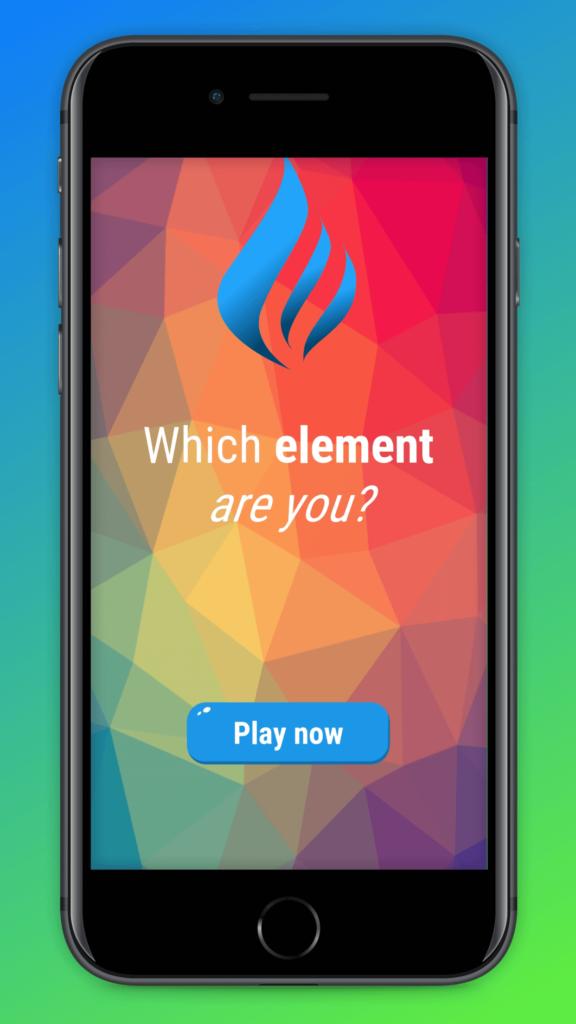 quale-elemento-sei app android ios